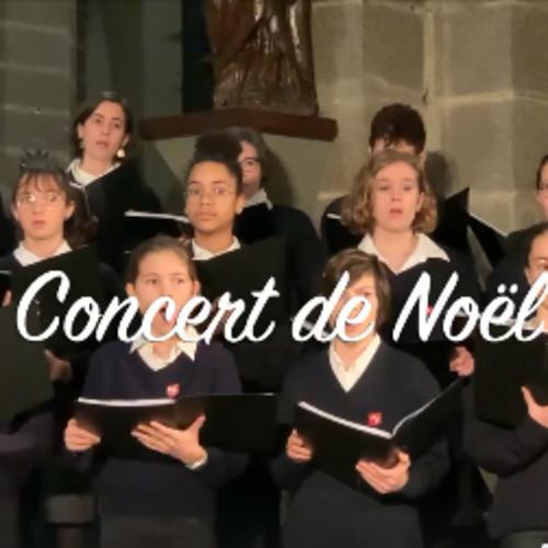 Concert des Maîtrisiens aux lycée Saint Charles - Saint-Brieuc (22)