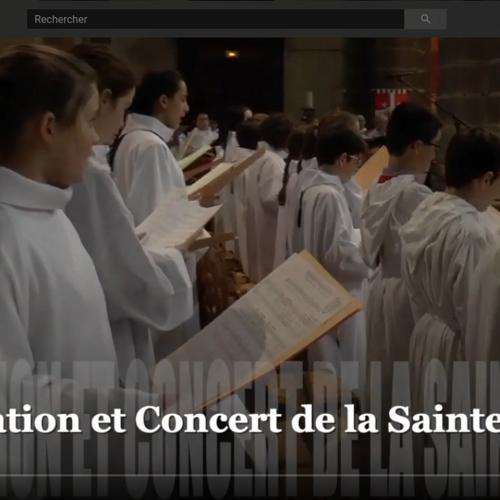 Un concert pour célébrer Saint Cécile : un public ému