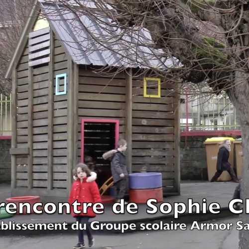 Entretien avec Sophie Creze directrice de l''école St-Michel - à St Brieuc