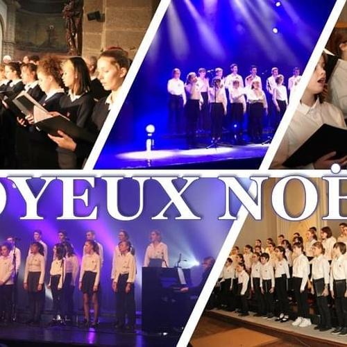 Un week-end avant Noël rempli de chants!