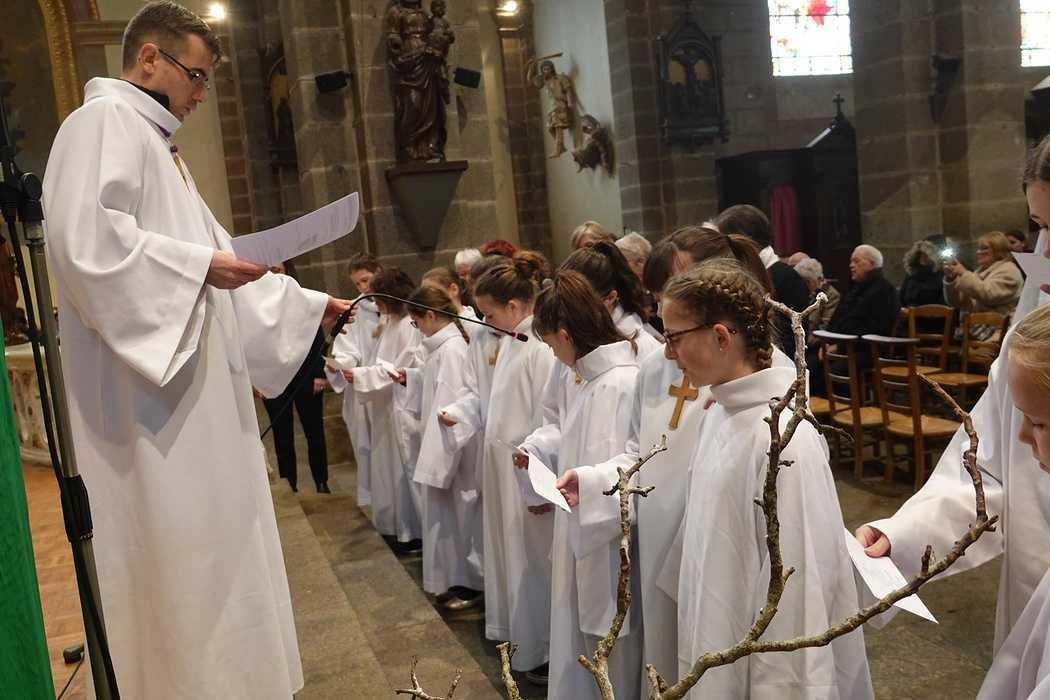 Messe à l'église Saint Michel - Saint Brieuc (22) 8339937027002299367277292526187265428815872o