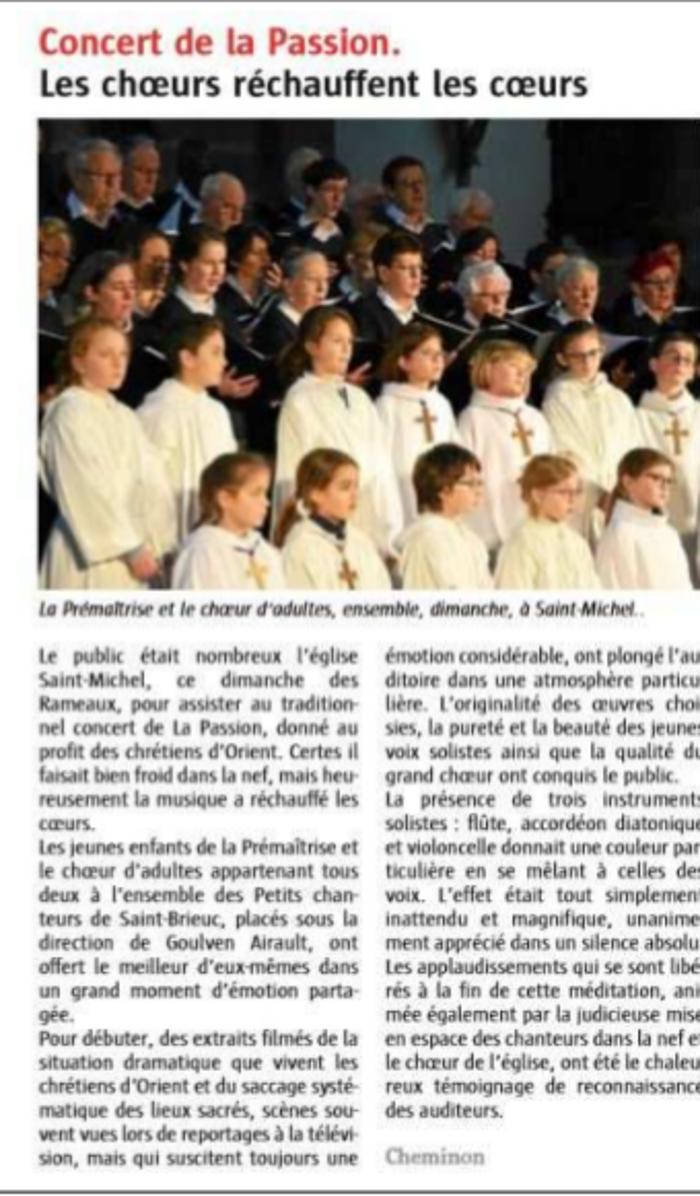 Concert de la Passion 0
