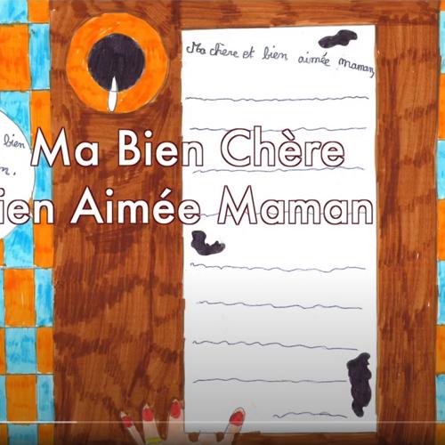 Les CM2 B interprètent « La lettre de Henri Durand, poilu, à sa maman »