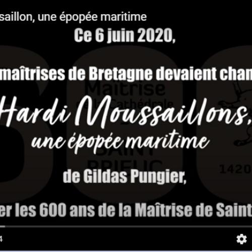 """En vidéo """"Hardi Moussaillons, une épopée maritime"""""""