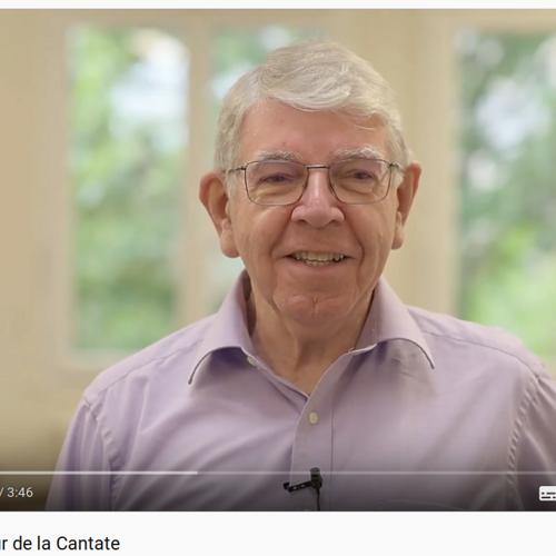 Vidéo - Serge Kerrien, auteur de la Cantate pour les 600 ans de la Cathédrale de Saint-Brieuc (22)
