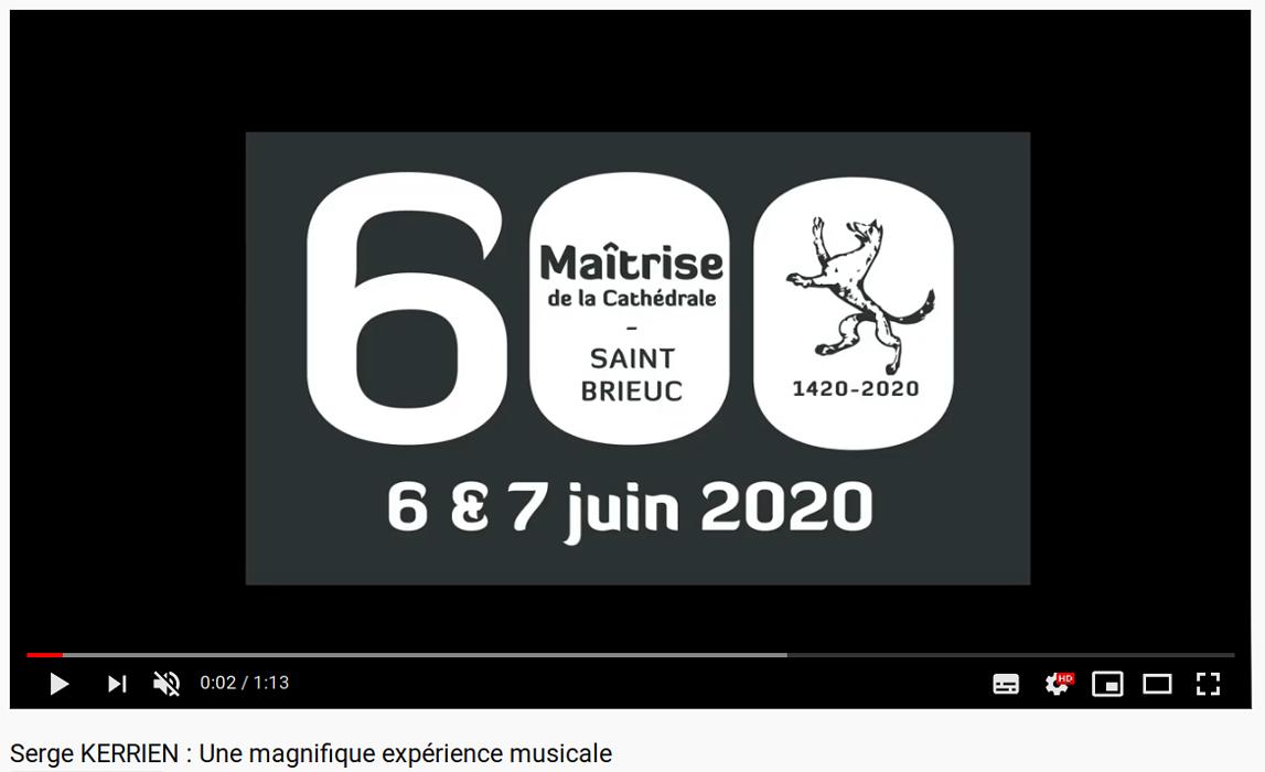 Vidéo - Serge Kerrien : une magnifique expérience musicale 0