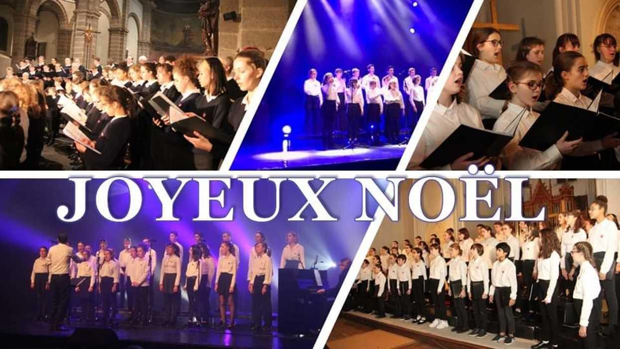 Un week-end avant Noël rempli de chants! 0