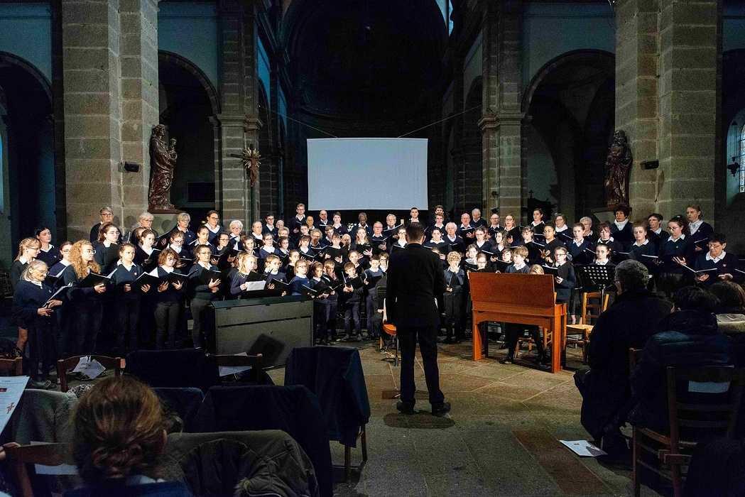 Un concert pour célébrer Saint Cécile : un public ému ceciel2