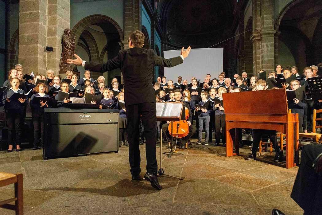Un concert pour célébrer Saint Cécile : un public ému saintececile1