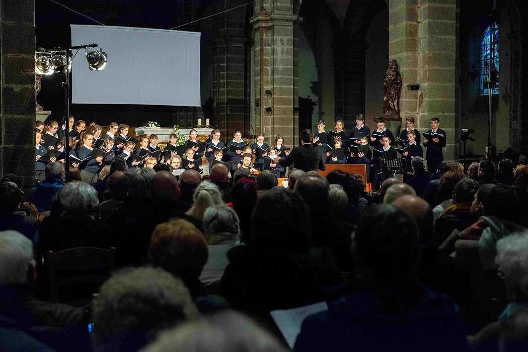 Un concert pour célébrer Saint Cécile : un public ému saintececile201910