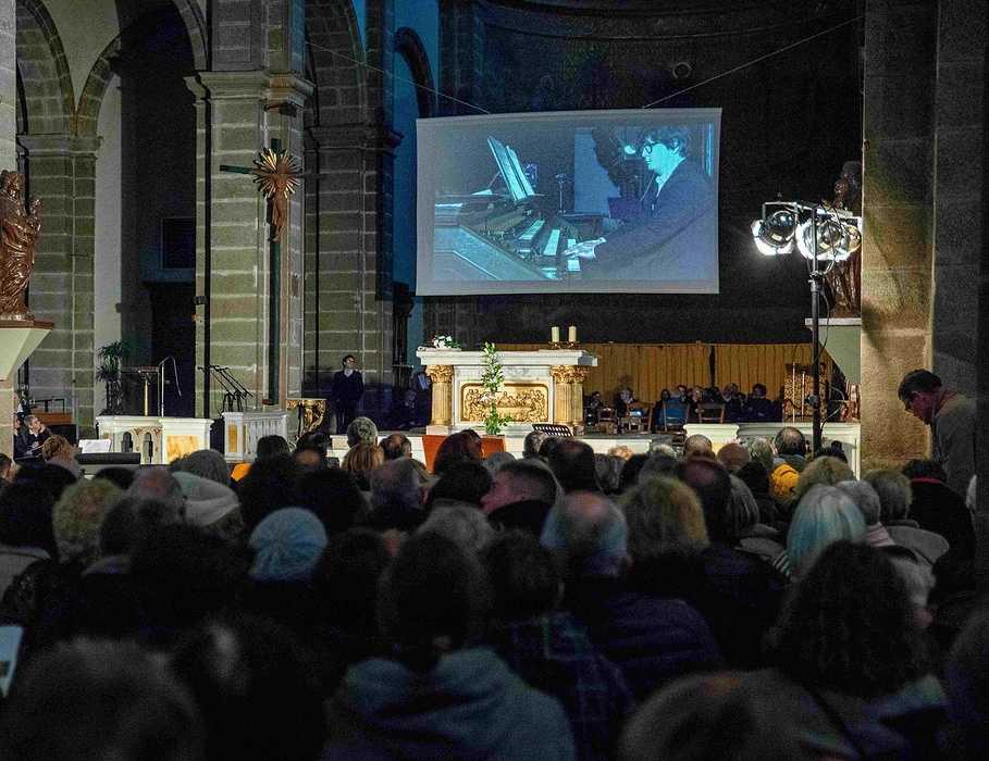 Un concert pour célébrer Saint Cécile : un public ému saintececile201911