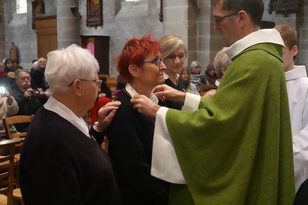 Messe à l'église Saint Michel - Saint Brieuc (22) 8332543027002297700610797683796221684613120o