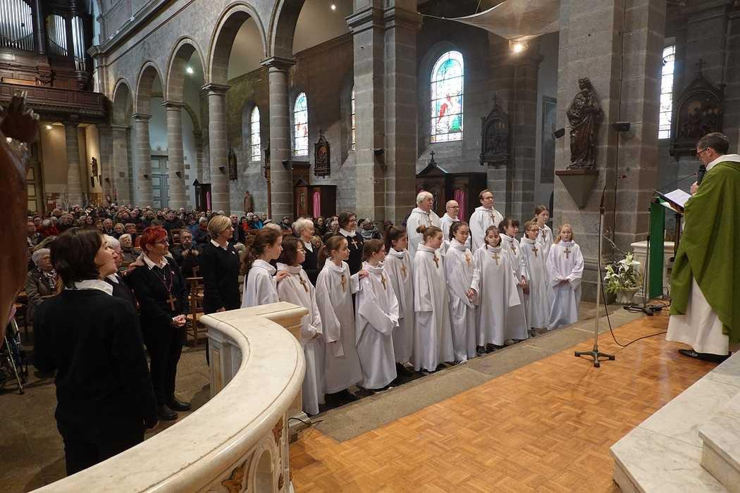 Messe à l'église Saint Michel - Saint Brieuc (22) 8333211527002302233943676673370174202052608o