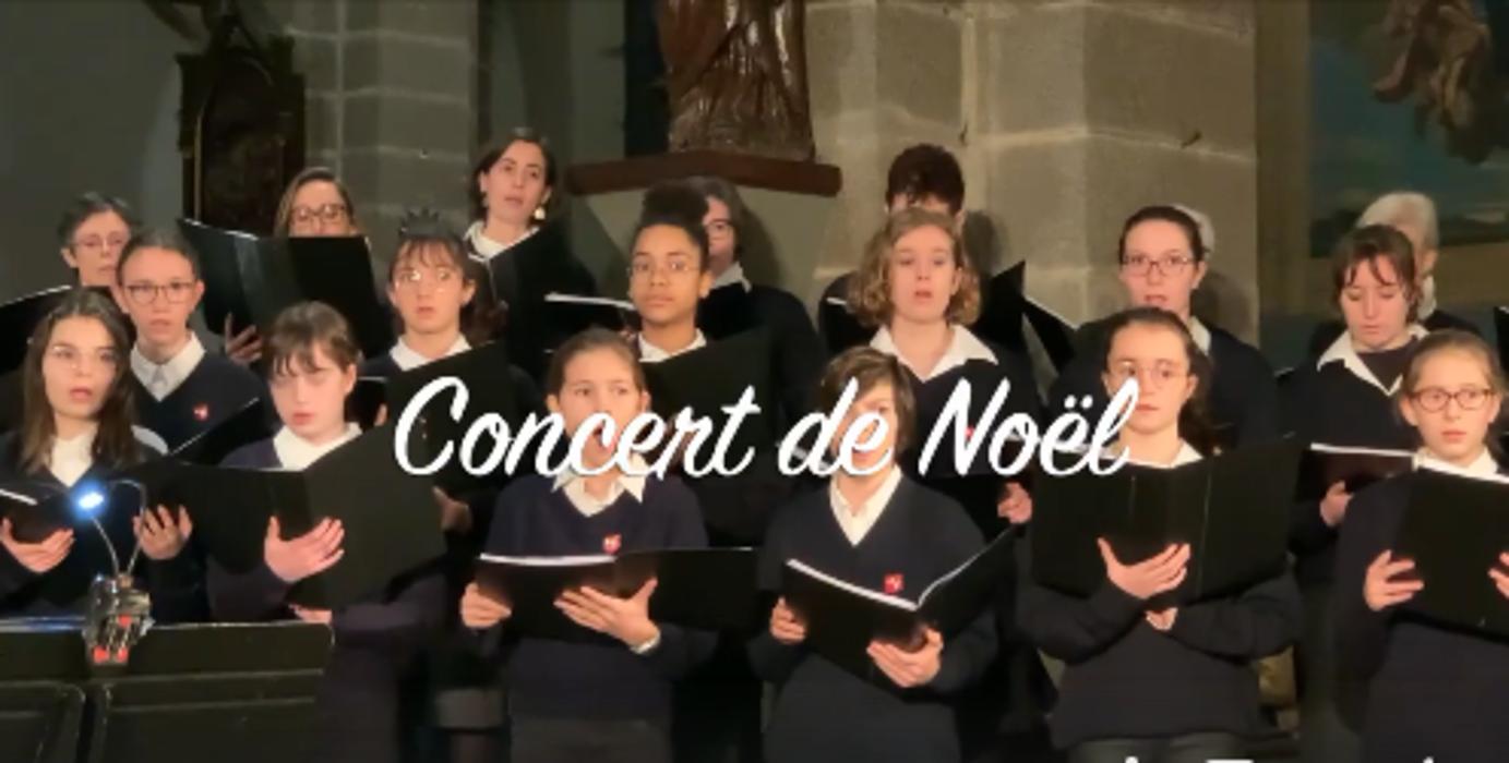 Concert des Maîtrisiens aux lycée Saint Charles - Saint-Brieuc (22) 0