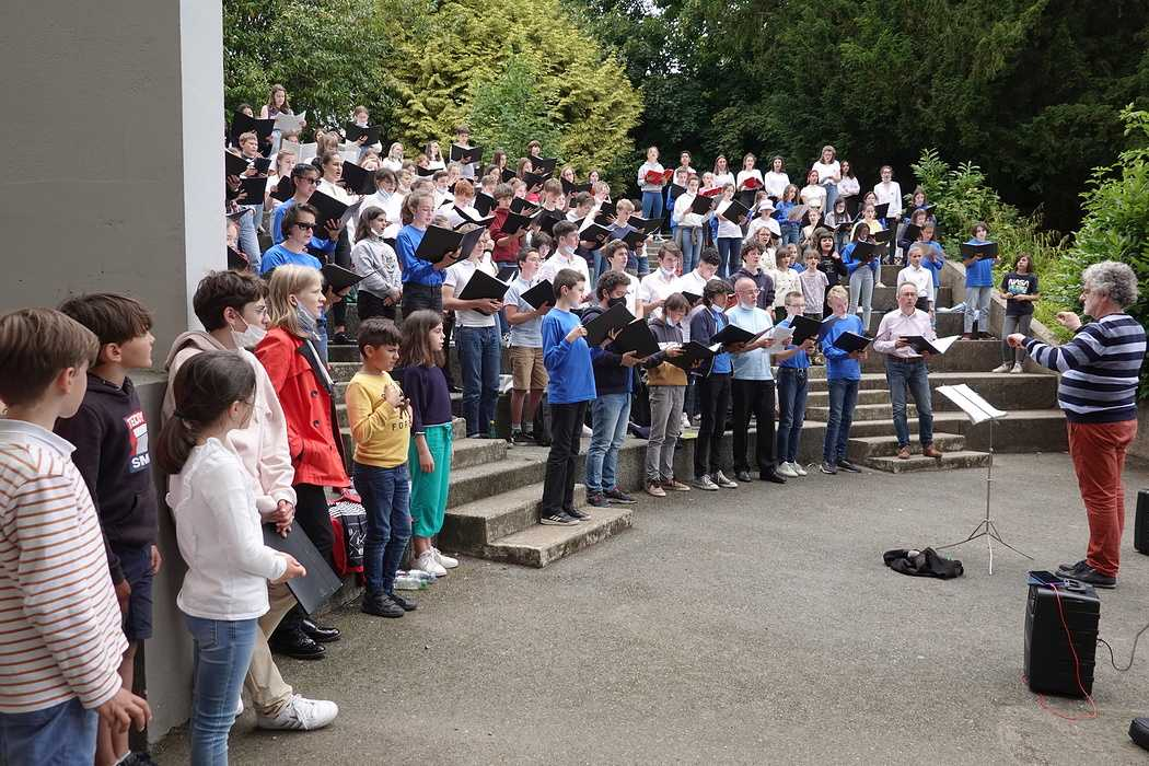Programme Cantate 0